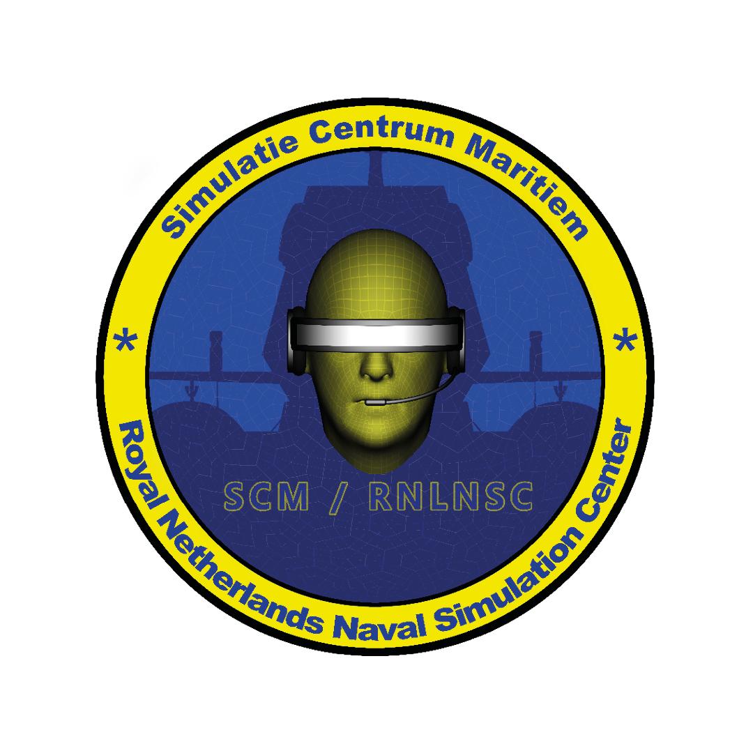 Simulatie Centrum Maritiem logo